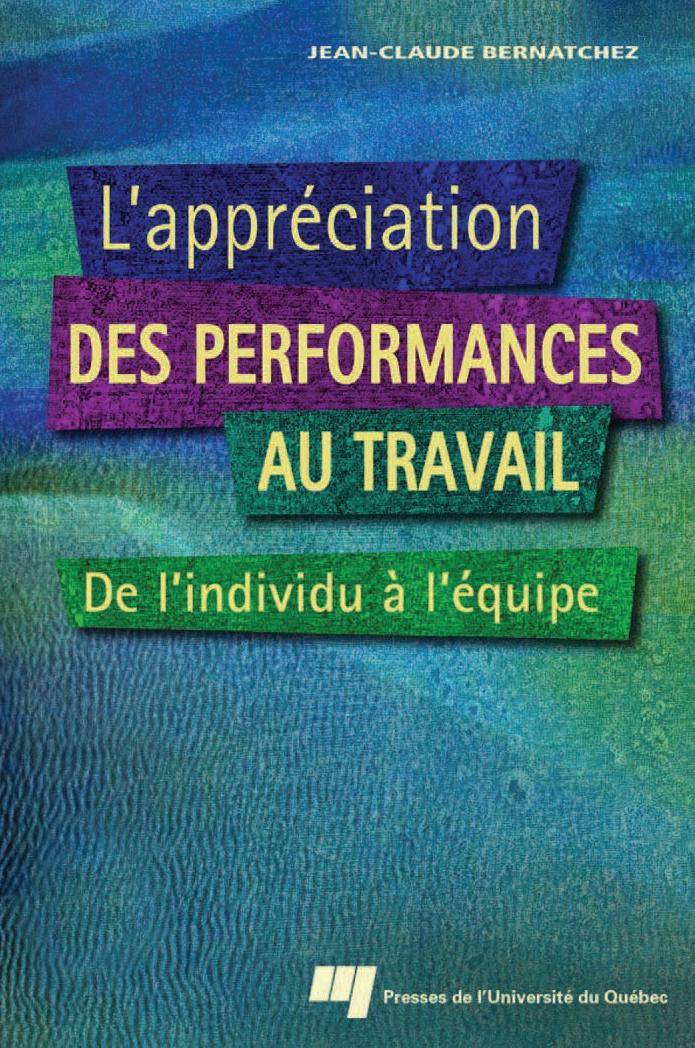 Lappréciation-des-performances-au-travail